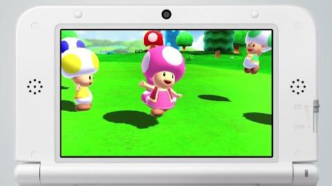 Mario Golf World Tour - neue Inhalte (3DS)