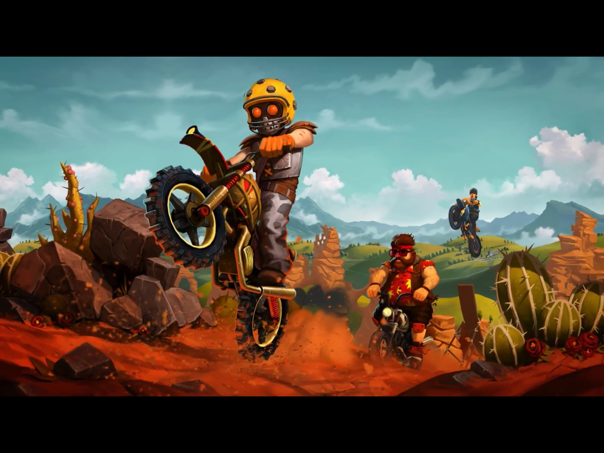 Trials Frontier - Trailer (Android)