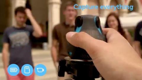 Panorama-Kamera 360Cam von Giroptic
