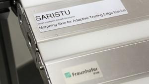 Saristu-Forschungsprojekt zu morphenden Flügeln
