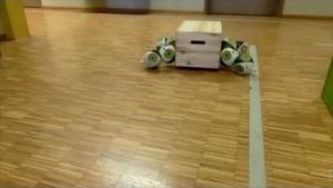Roombot, die robotische Einrichtung