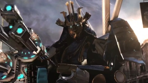 Transformers The Dark Spark - Trailer