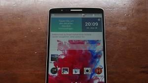 LG G3 angeschaut