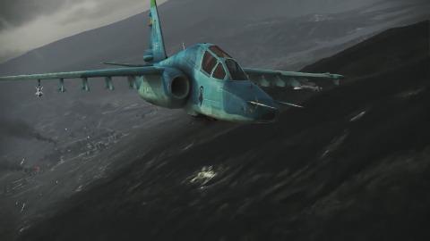 Ace Combat Infinity - Trailer (Launch)
