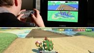 Mario Kart - Donut Plains 3 im Vergleich (SNES vs Wii U)