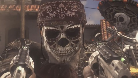 Call of Duty Ghosts - Trailer (Invasion DLC, Maps)