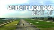 Jungfernflug von Solar Impulse 2 am 2. Juni 2014
