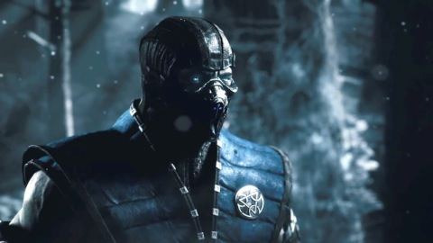 Mortal Kombat X - Trailer (Ankündigung)