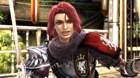 Soul Calibur Lost Swords - Trailer (Charaktere)