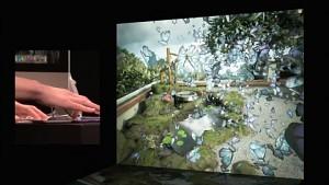 Epic zeigt Grafikdemo Zen Garden auf der WWDC 2014