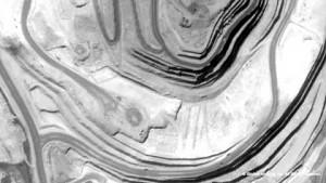 Bergwerk aus großer Höhe - Skybox Imaging