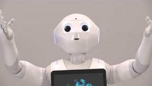 Humanoider Roboter Pepper - Aldebaran Robotics