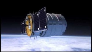 Raumtransporter Cygnus - Orbital Sciences