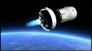 Autonomes Raumfahrzeug ATV - Esa