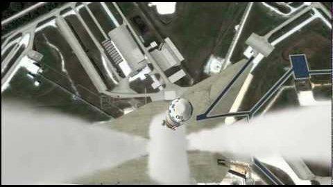 Raumfähre CST-100 - Boeing