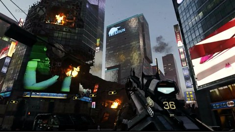 Call of Duty Advanced Warfare - Gameplay (E3 2014)