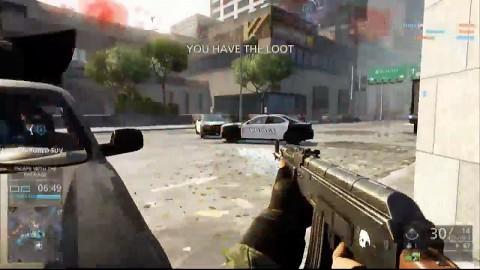 Battlefield Hardline - Gameplay (E3 2014)