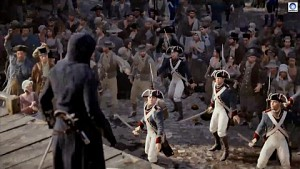 Ubisoft zeigt Gameplay von Assassin's Creed Unity