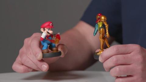 Nintendo zeigt NFC-Amiibo-Figuren auf der E3 2014