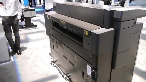 HPs Pagewide-Drucker fürs Großformat