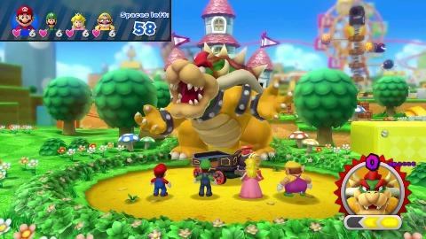 Mario Party 10 - Trailer (E3 2014, Wii U)