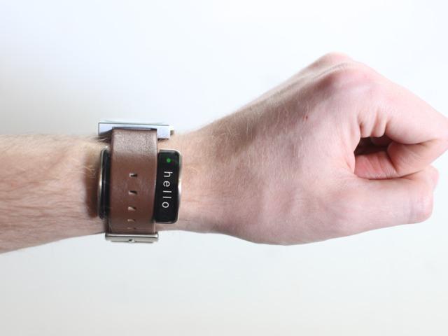 Glance - die smarte Ergänzung fürs Uhrarmband