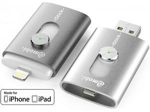 iStick - der USB-Stick mit Lightning-Anschluss