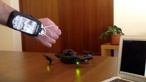 Bitalino-basierter Controller für AR.Parrot Drohne (Alpha)