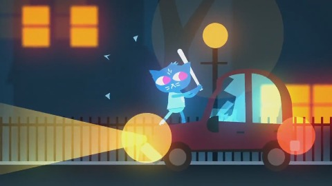 Night in the Woods - Trailer (PS4)