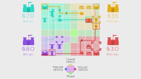 Close Castles - Gameplay (E3 2014)