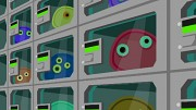 Tales from Space Mutant Blobs Attack - Trailer