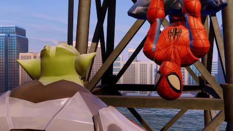 Disney Infinity 2.0 - Trailer (Spider Man)