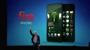 Amazon stellt die Hardware vom Fire Phone vor