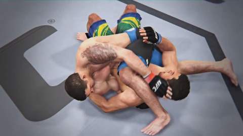 EA Sports UFC - Trailer (Feel The Fight)
