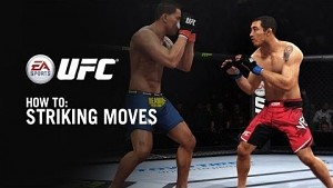 EA Sports UFC - Trailer (Striking Tips, Angriff)