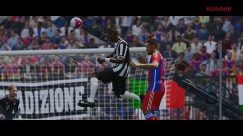 Pro Evolution Soccer 2015 - Trailer