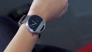 Moto 360 Smartwatch - Demo