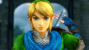 Hyrule Warriors - Trailer (Link)