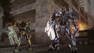 Transformers Rise of the Dark Spark - Gameplay