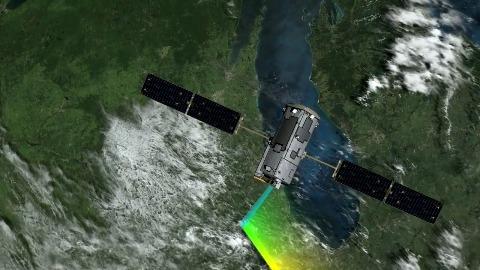 CO2-Überwachungssatellit der Nasa gestartet