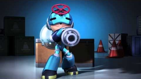 Mighty No. 9 The Animated Series - Teaser