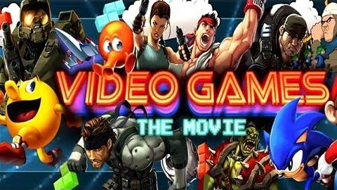 Video Games - The Movie - Trailer