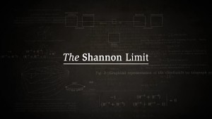 The Shannon Limit - Bell Labs