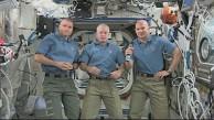 ISS-Astronauten über den Gebrauch von Social Media