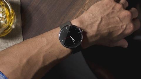 Moto 360 - Design der Smartwatch