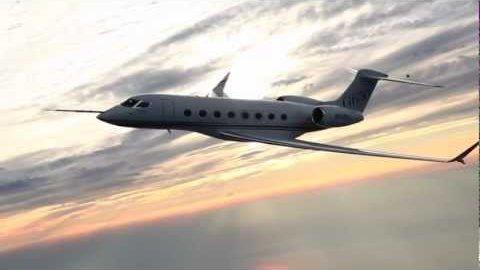 Schneller Business-Jet Gulfstream G650