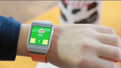 Metaio - Smartwatches in Augmented-Reality-Anwendungen