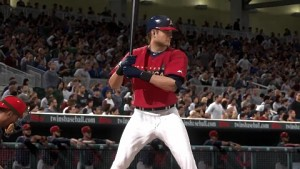 MLB 14 The Show Gameplay (All Star Spiel)