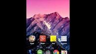 Paranoid Android - Neue App-Übersicht
