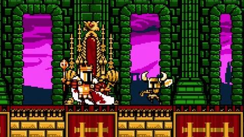 Golem.de besiegt King Knight ohne Checkpoints